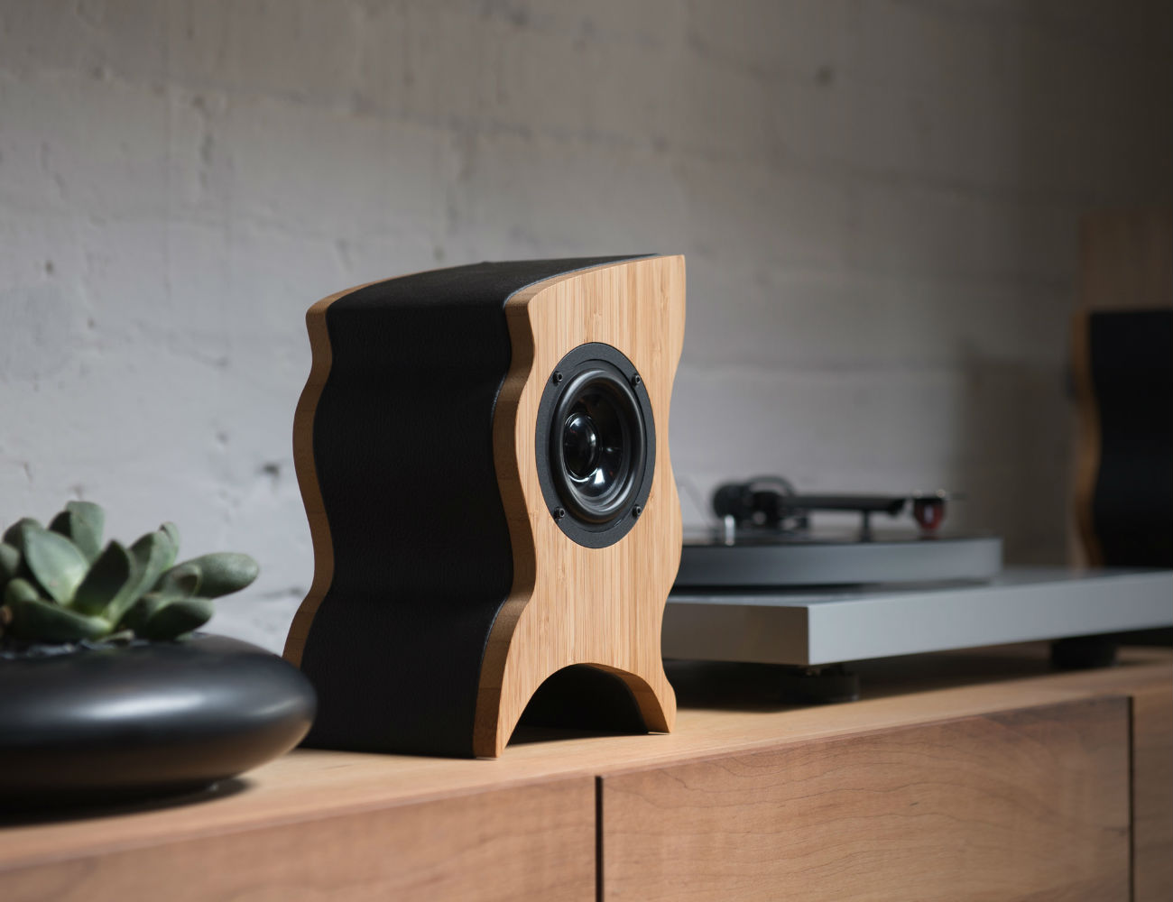 Talisman Desktop Speakers by Serene Audio