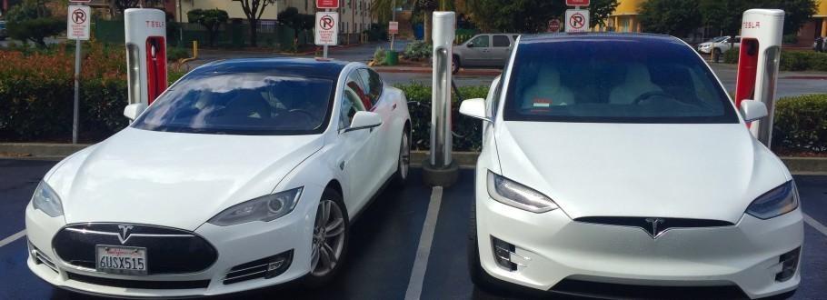 Tesla Model X: The SUV of the Future
