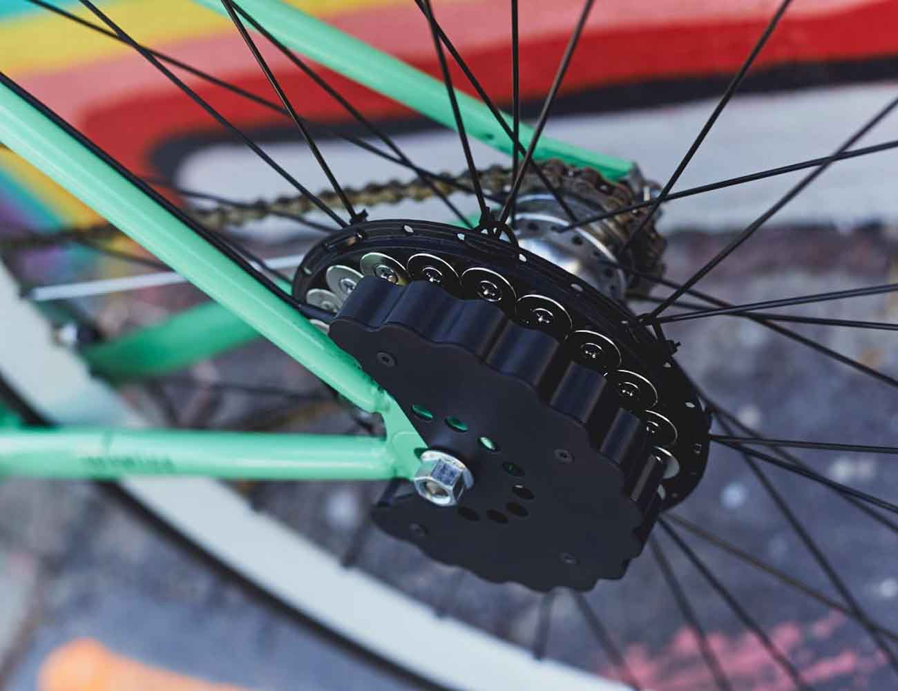 The CydeKick – Complete Bicycle-Powered USB Charger System