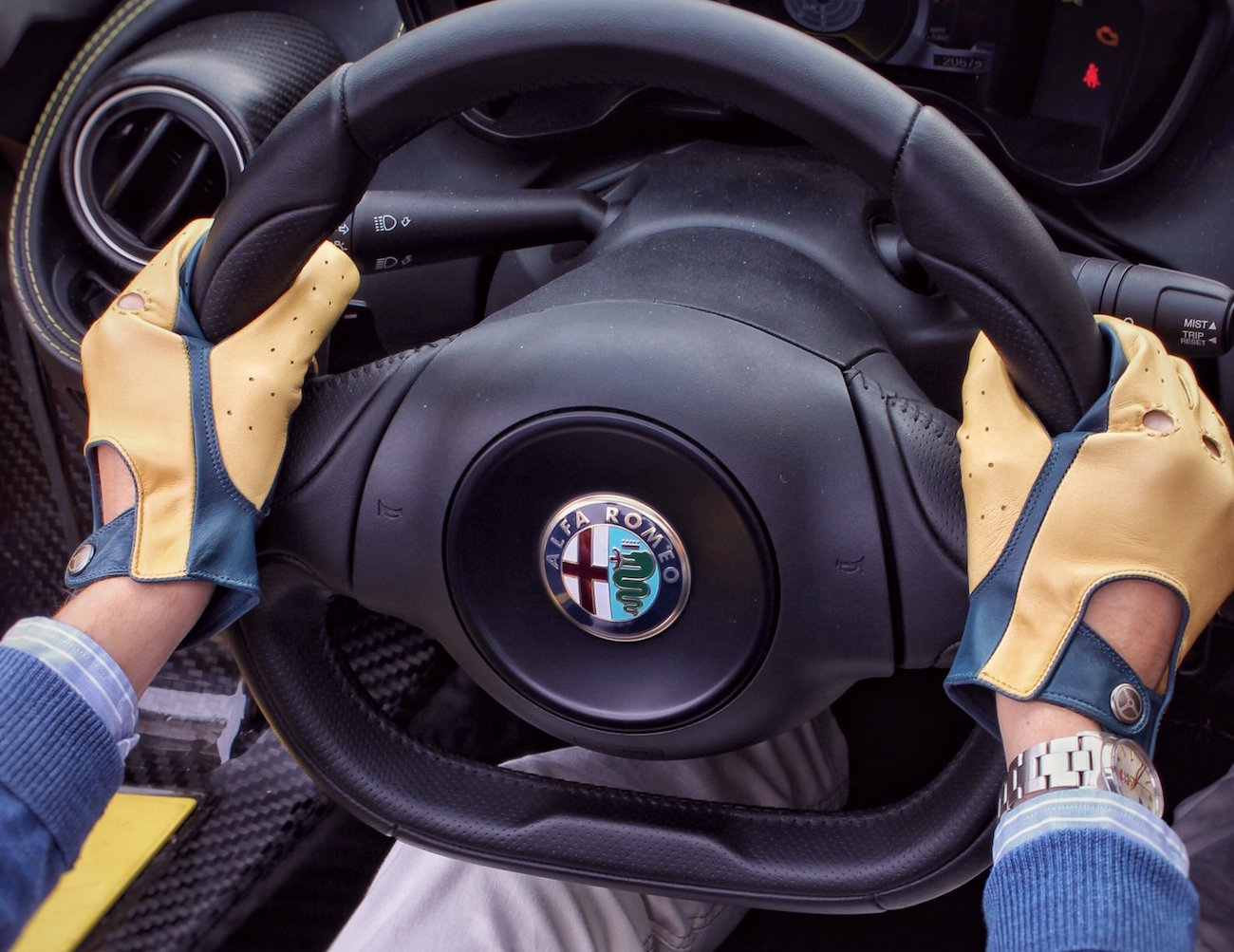 The Heritage Driving Gloves by The Outlierman