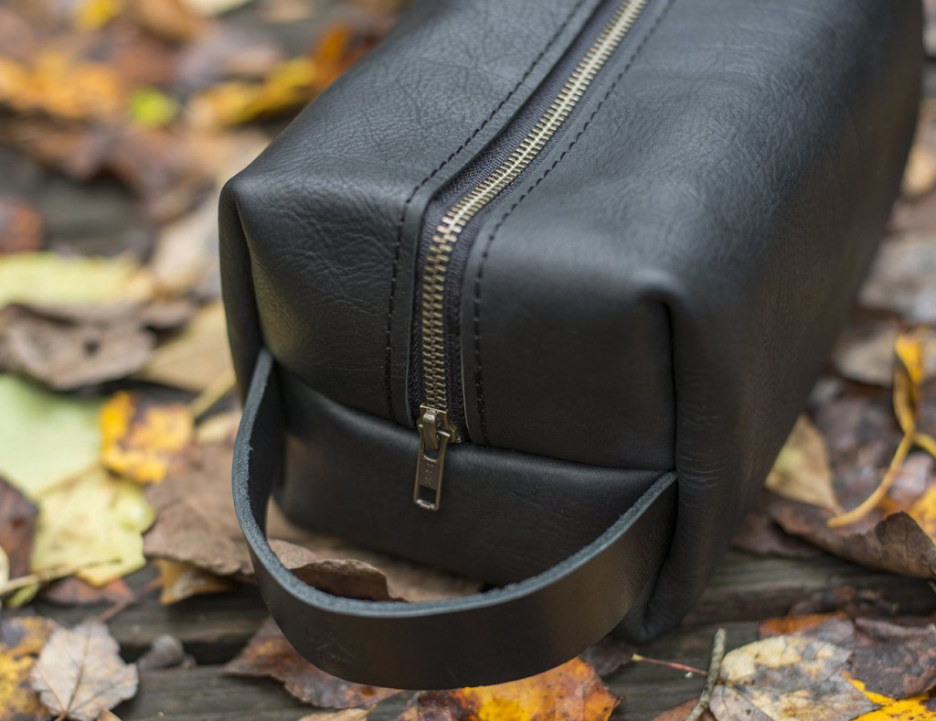 The+Leather+Dopp+Kit+by+Go+Forth+Goods