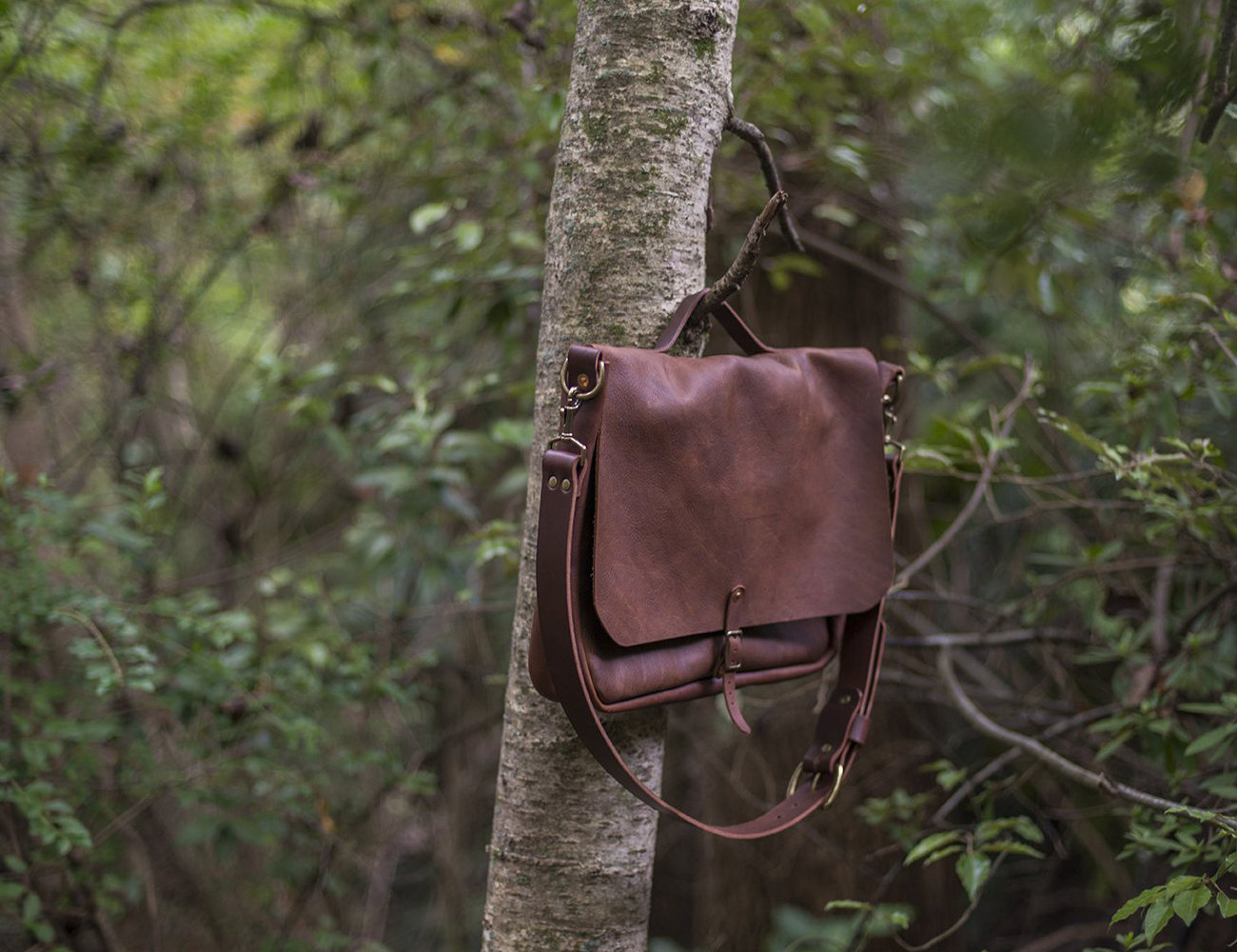 The Stephen Messenger by Go Forth Goods