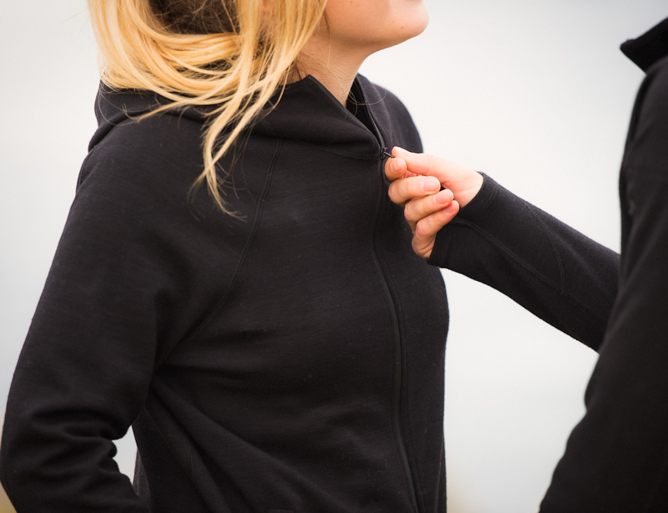 The Ultimate Merino Running Jacket
