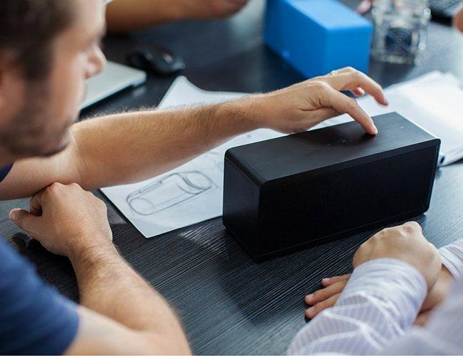 Theatre Box 3D Sound Portable Speaker