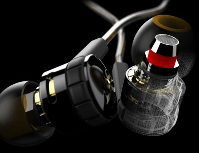 Torque Audio t096z Customizable Ear Buds