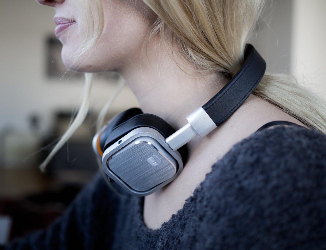 Torque Audio t402v Customizable Headphones