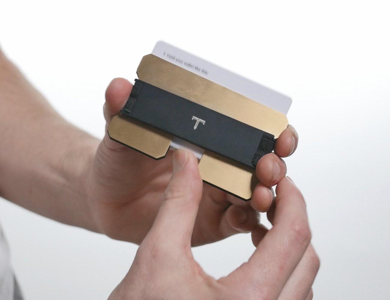 Tribe 3.0 – The Sexiest Minimalist Wallet