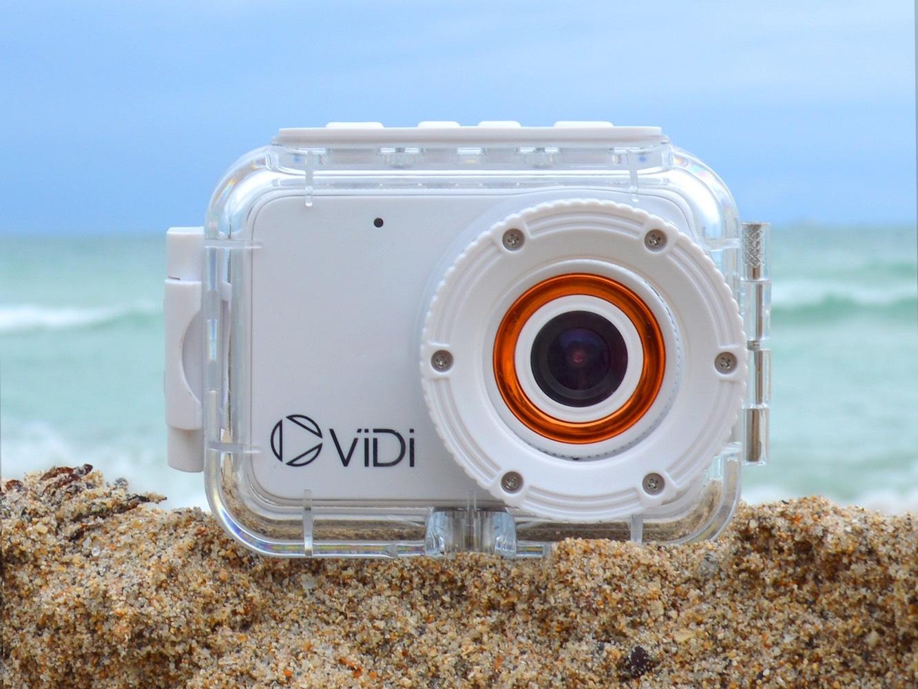 ViDi LCD Action Camera