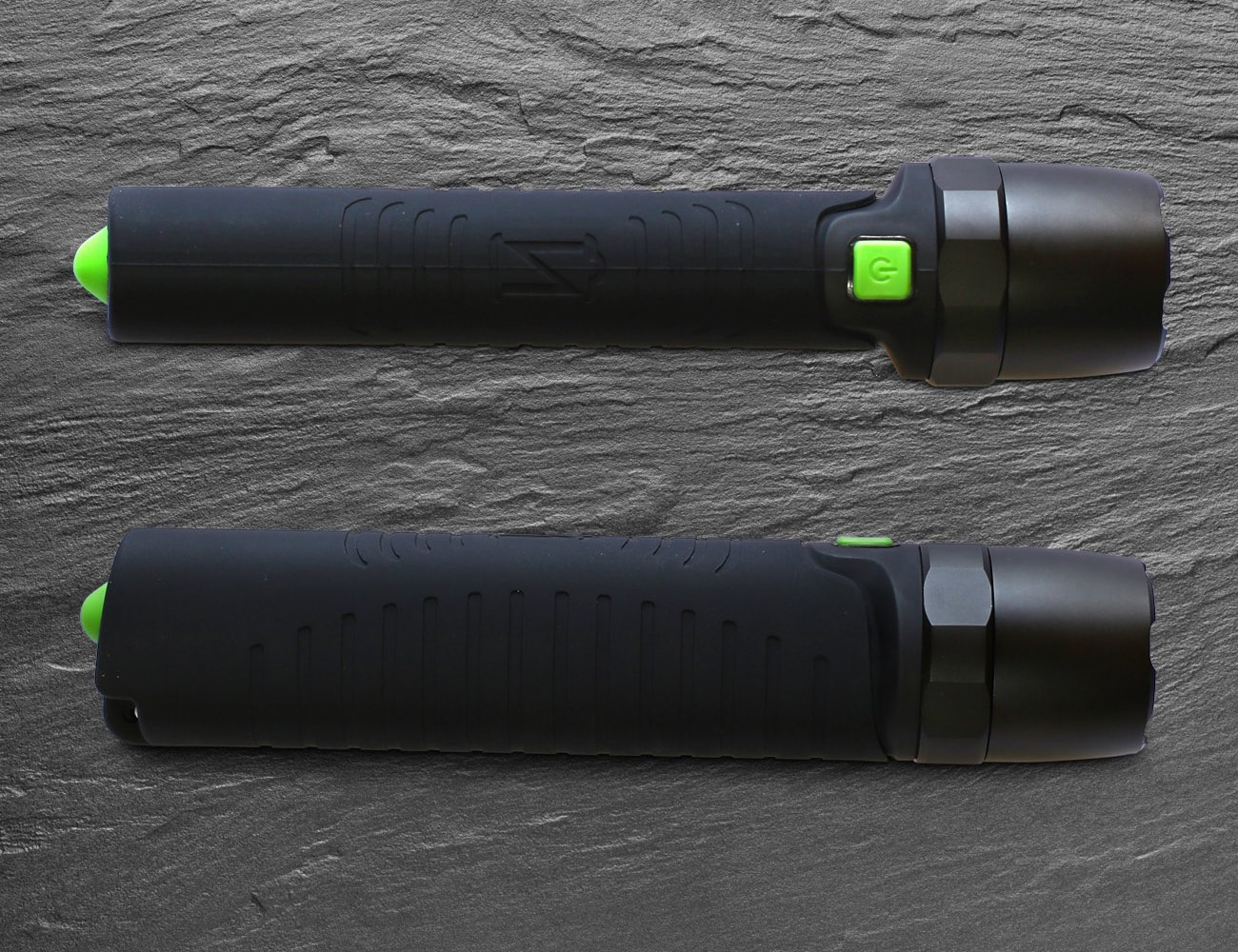 VoltTorch – Waterproof USB Battery Bank + CREE LED Flashlight