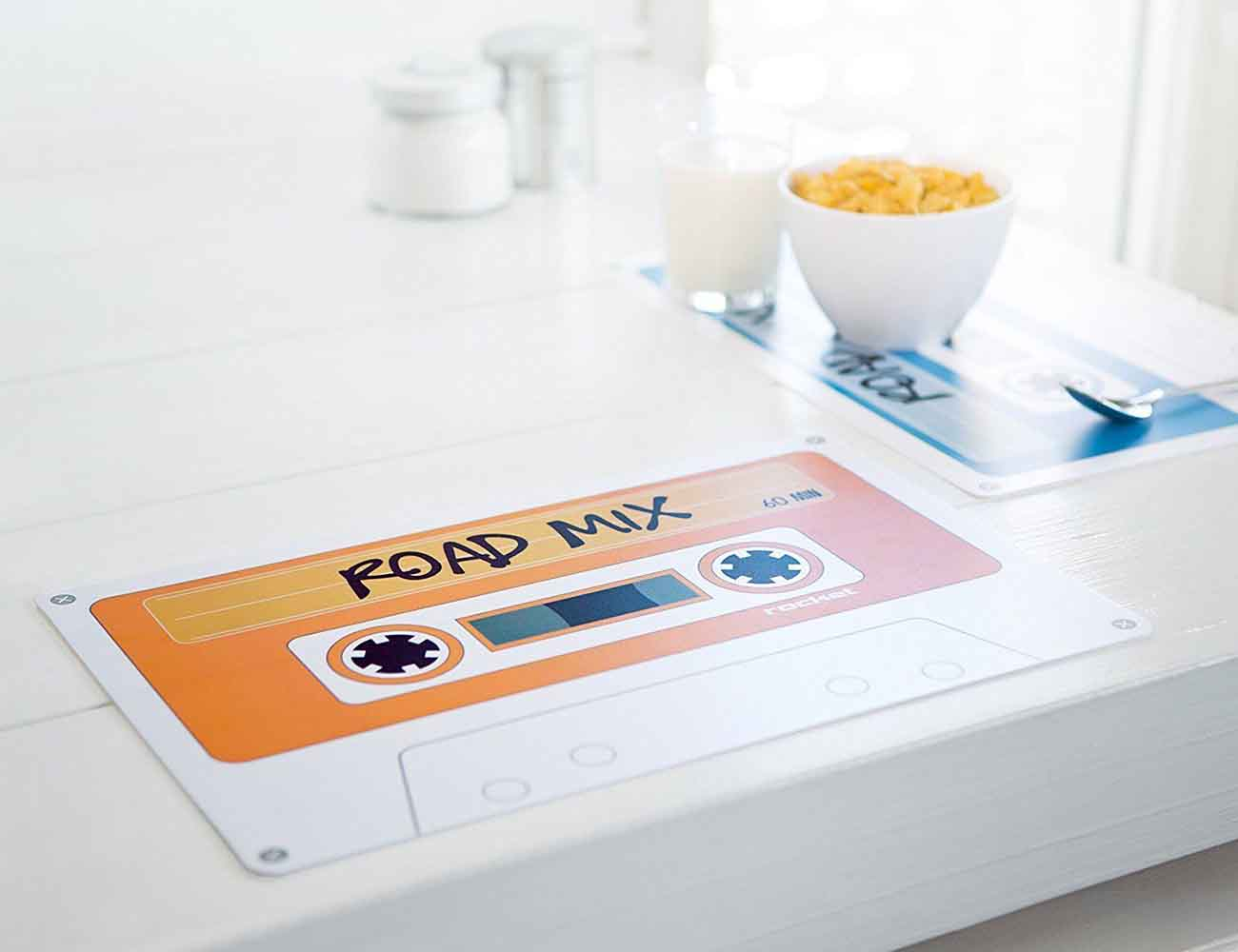 Walkmat Table Placemat from LOVEThESIGN