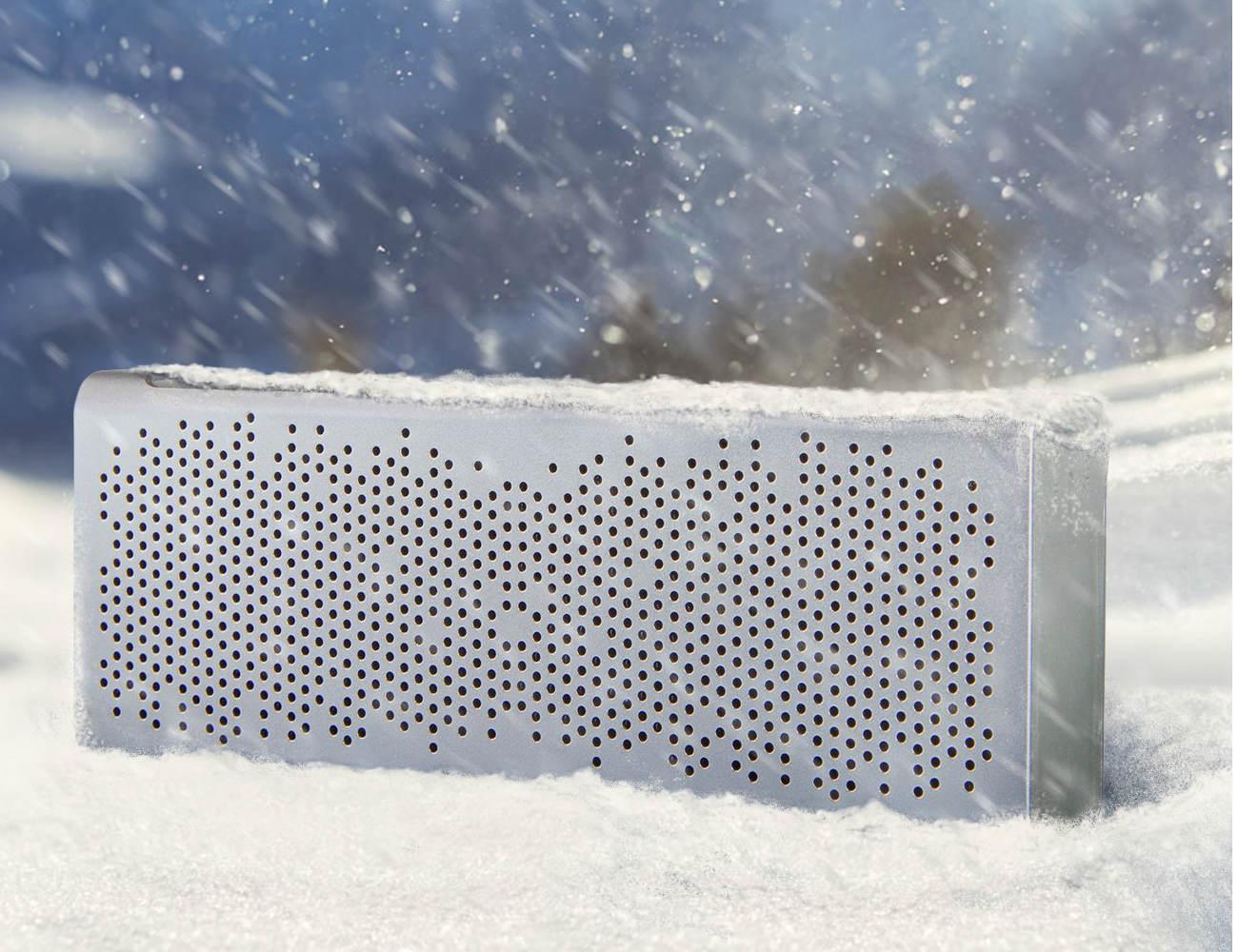 Waterproof Portable Speaker From Inateck