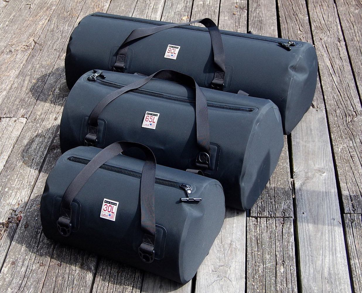 Waterproof USA Duffel by Mad Water
