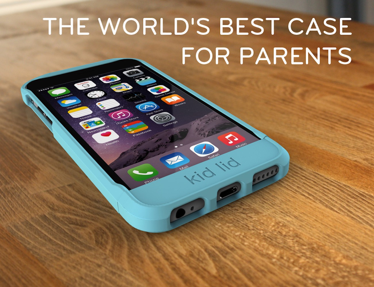 World's Best iPhone Case for Parents