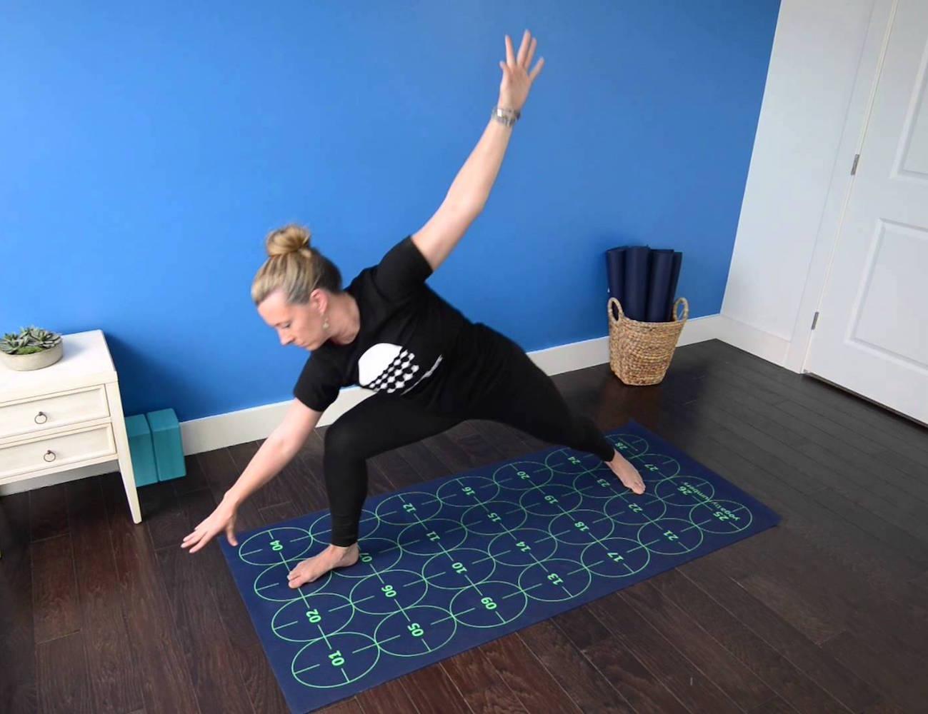 Yoga Natural Rubber Mat by Numbers Yoga Mat » Gadget Flow
