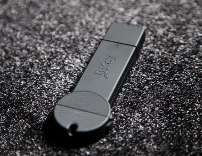 bKey – The Emergency Smartphone Battery