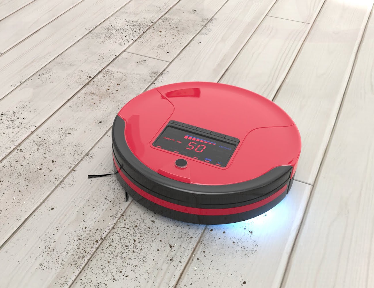 BObsweep+Robotic+Vacuum+And+Mop