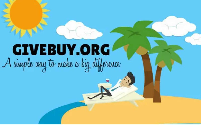 Givebuy for Crowdfunding Projects