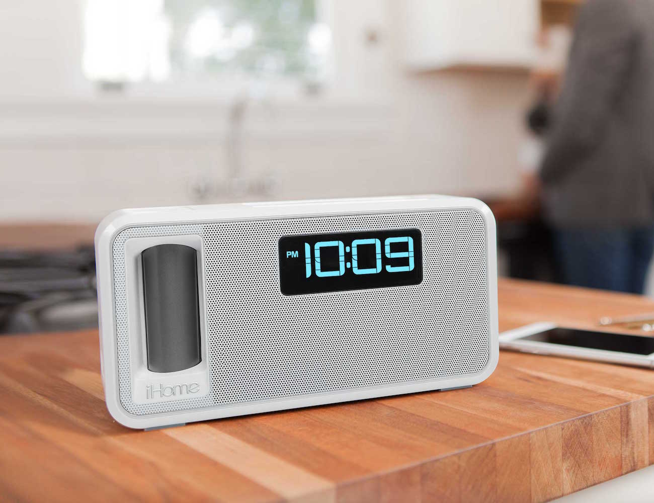 iHome Kineta Portable Speaker and Battery Range