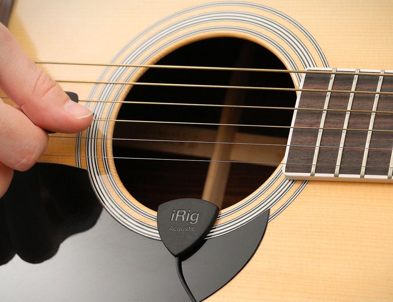 iRig Acoustic Guitar Microphone