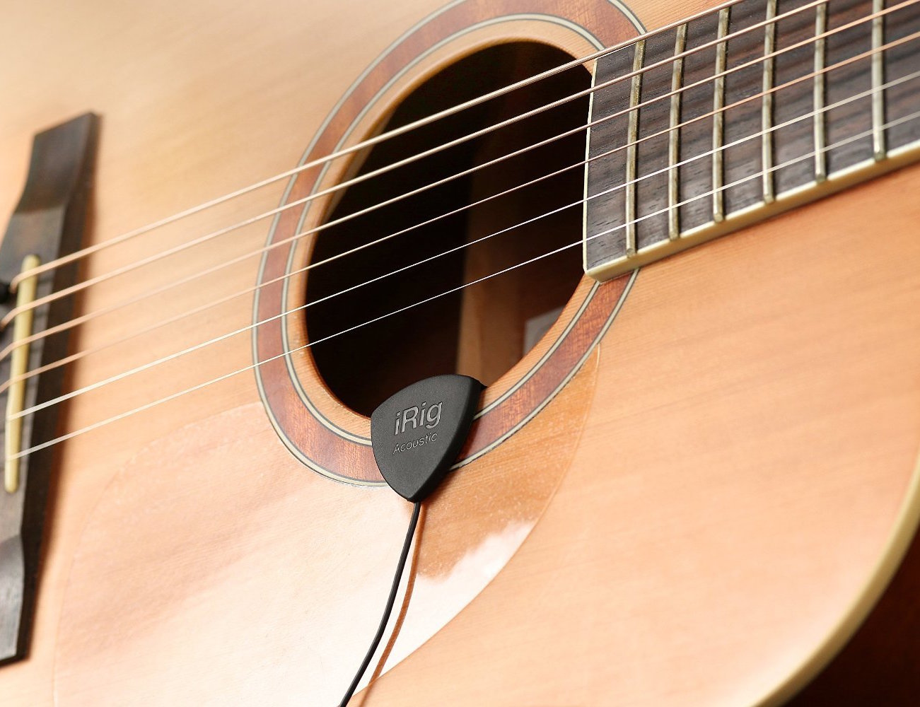 iRig Acoustic Guitar Microphone