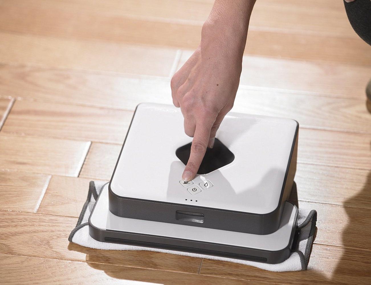 Irobot Braava 320 Super Efficient Floor Mopping Robot