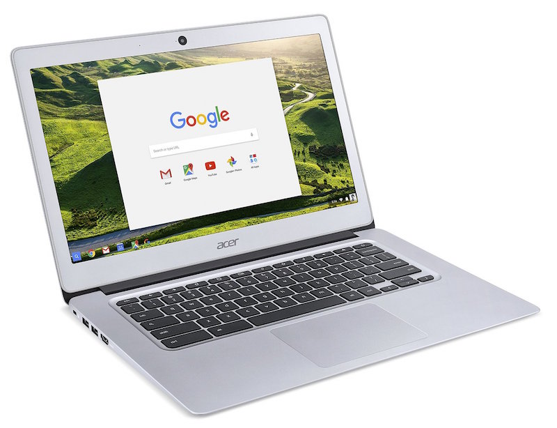 Acer's New Chromebook Combines Premium Design and 14-Hour Battery Life