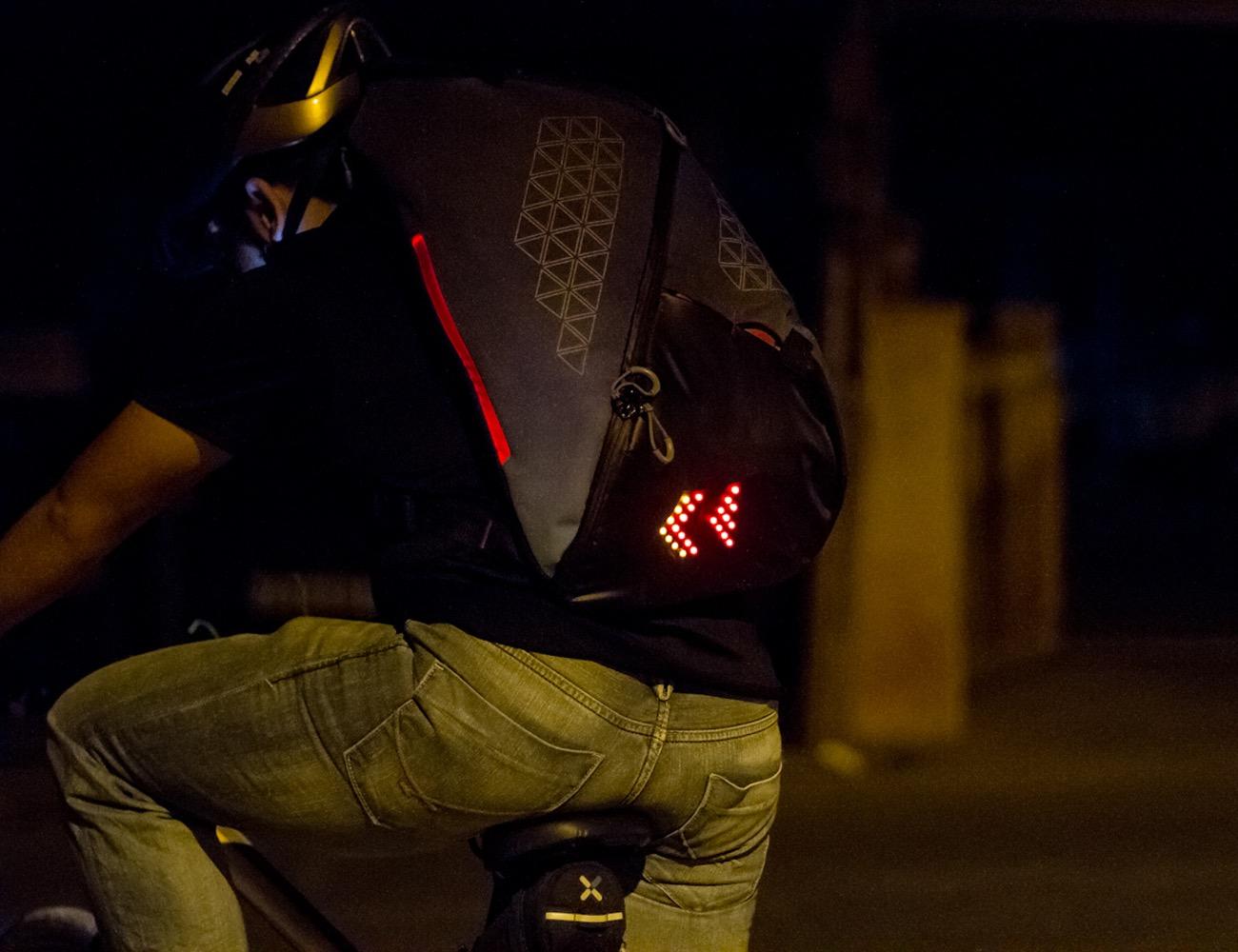 5909ead7a Aster – World's Safest Commute Backpack