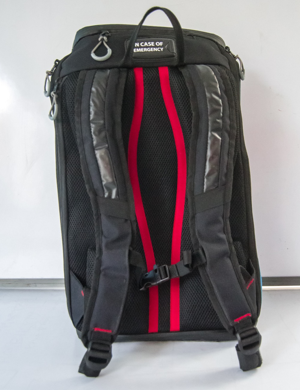 Aster – World's Safest Commute Backpack