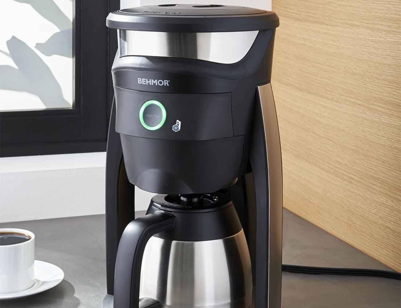 Coffee Maker Best Temperature : Behmor Connected Temperature Control Coffee Maker Gadget Flow