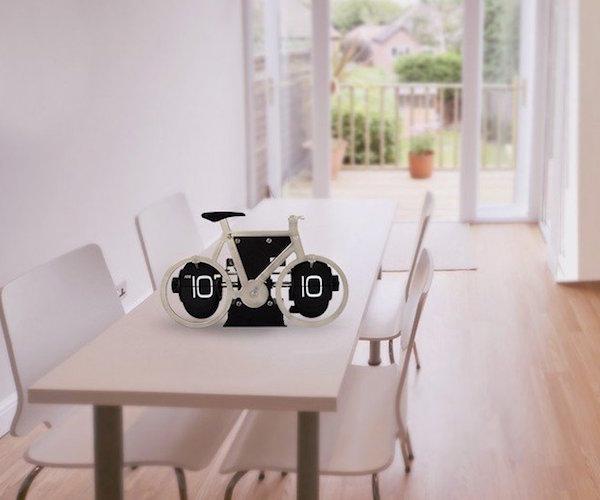 Bike+Flip+Clock