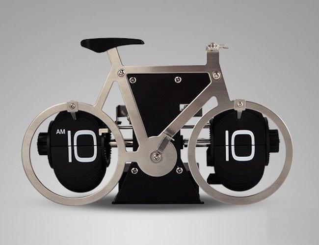 Bike Flip Clock