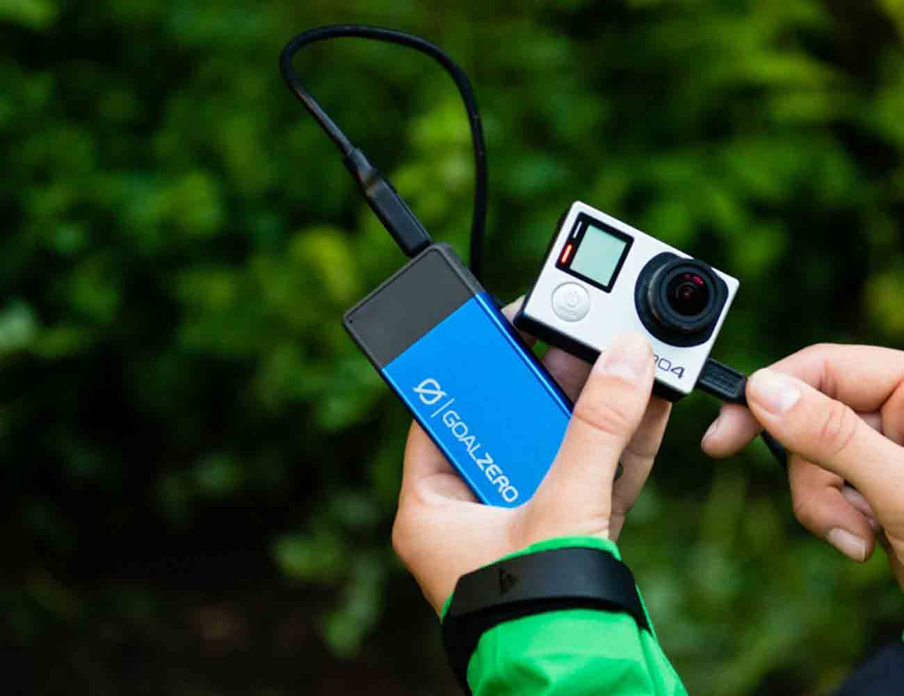 Blue Flip 20 Recharger by GOAL ZERO