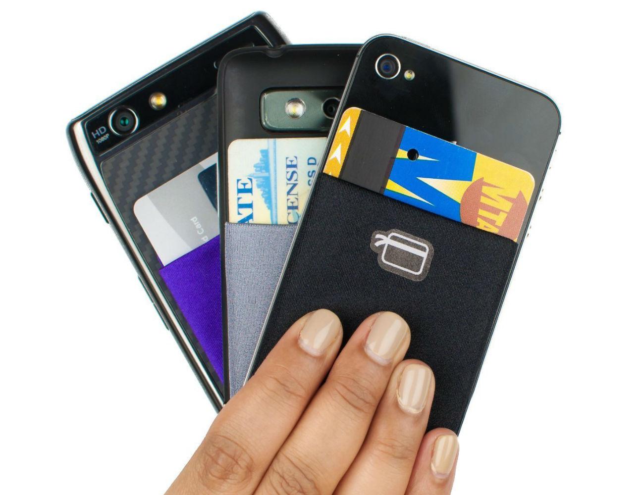 CardNinja Super Slim Smartphone Wallet