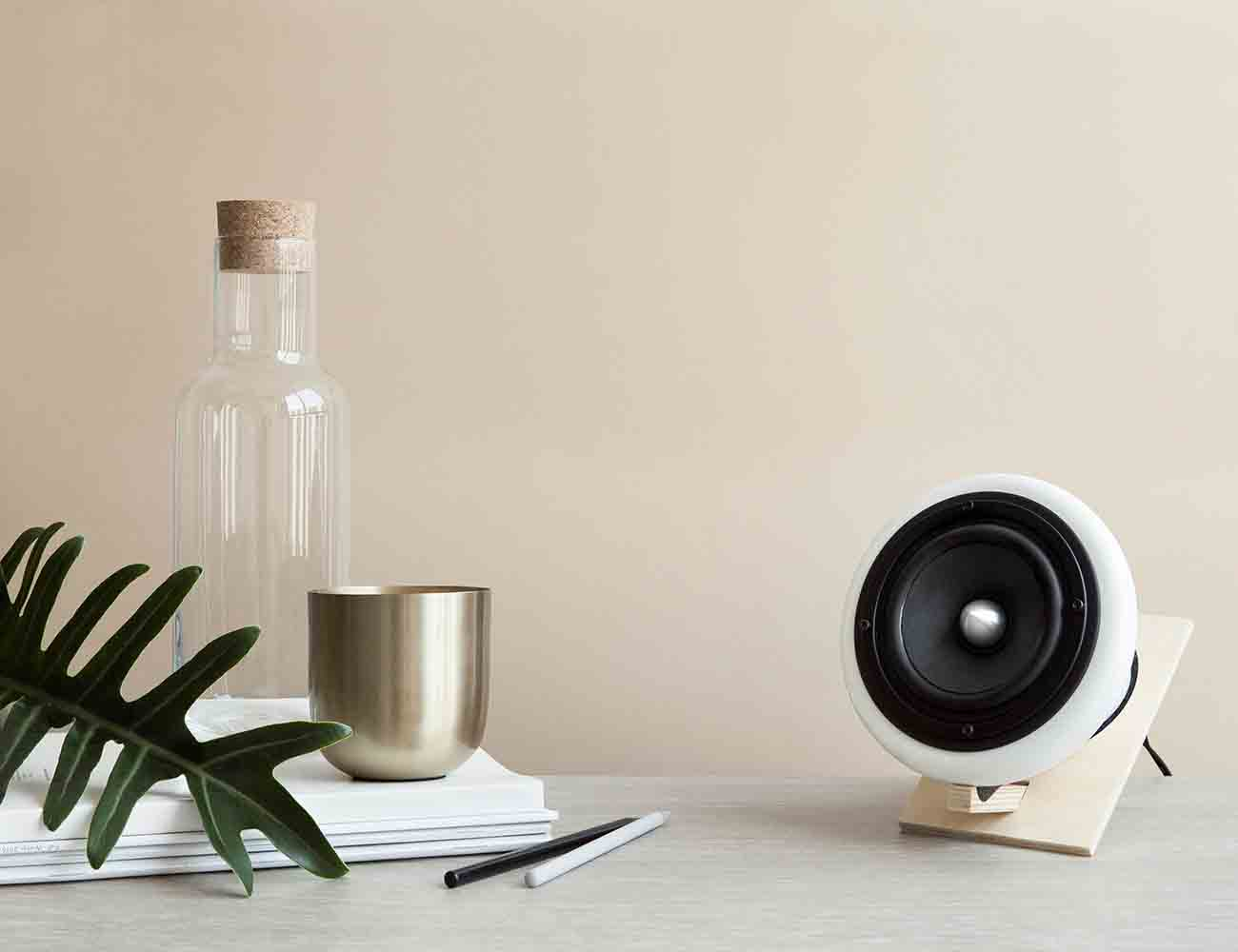 Ceramic+Speakers