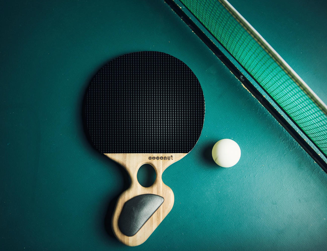 Coconut Paddle For Table Tennis 187 Gadget Flow