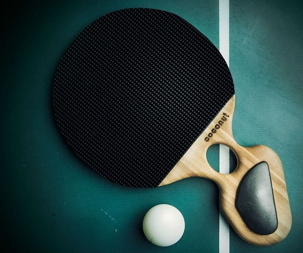Coconut Paddle for Table Tennis