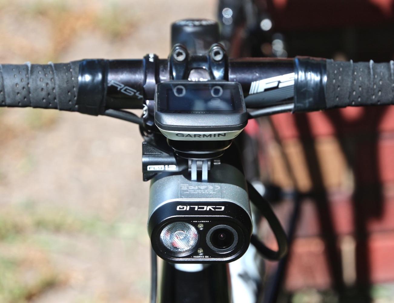 Cycliq Fly12 Camera and Bike Light