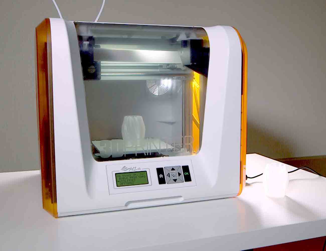 Da Vinci Jr 3D Printer