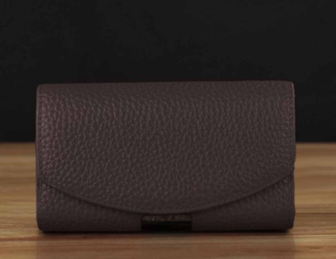 Double Decker – Custom Made Genuine Leather Holster for 2 Phones
