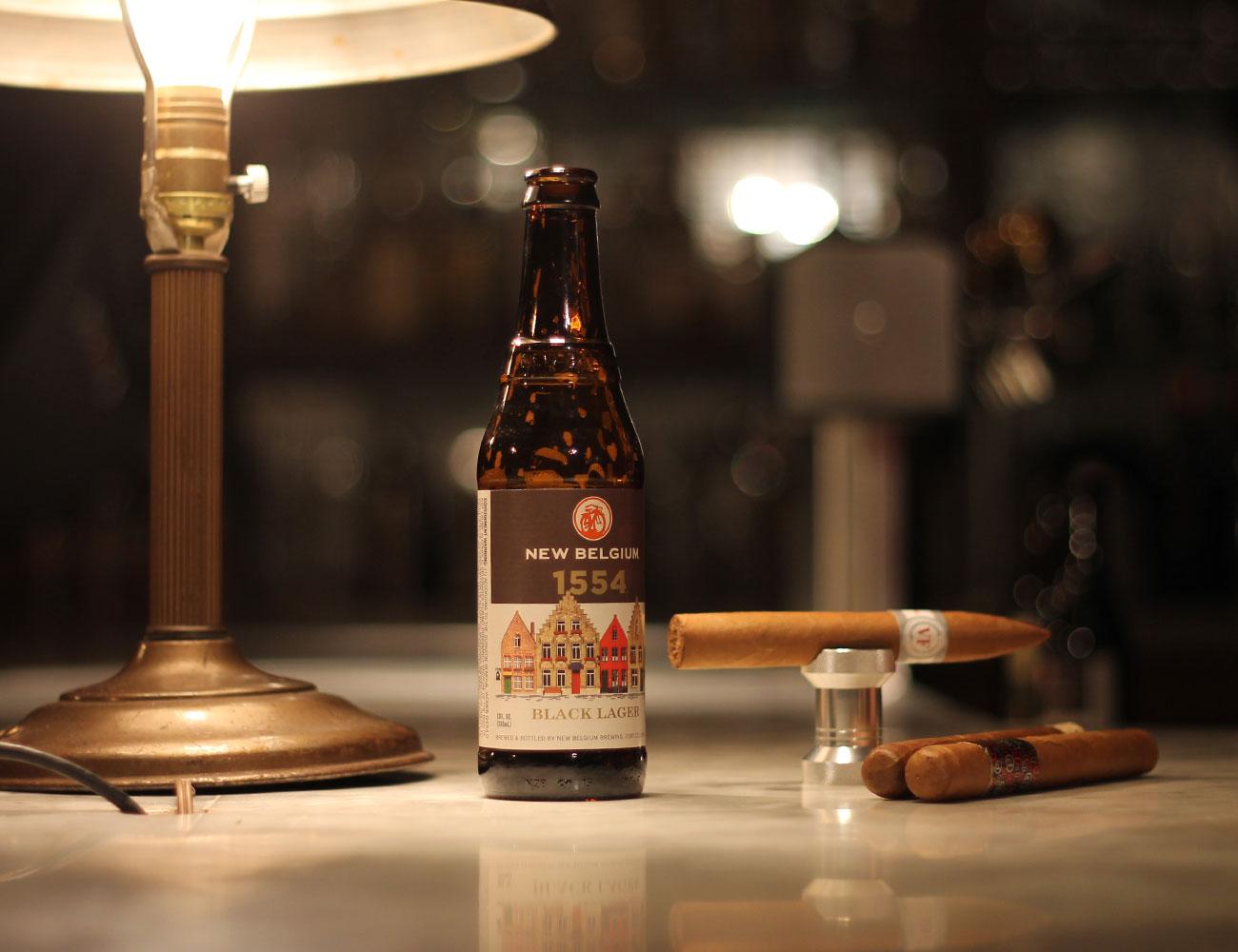 Fanelli Cigar Rest and Bottle Opener