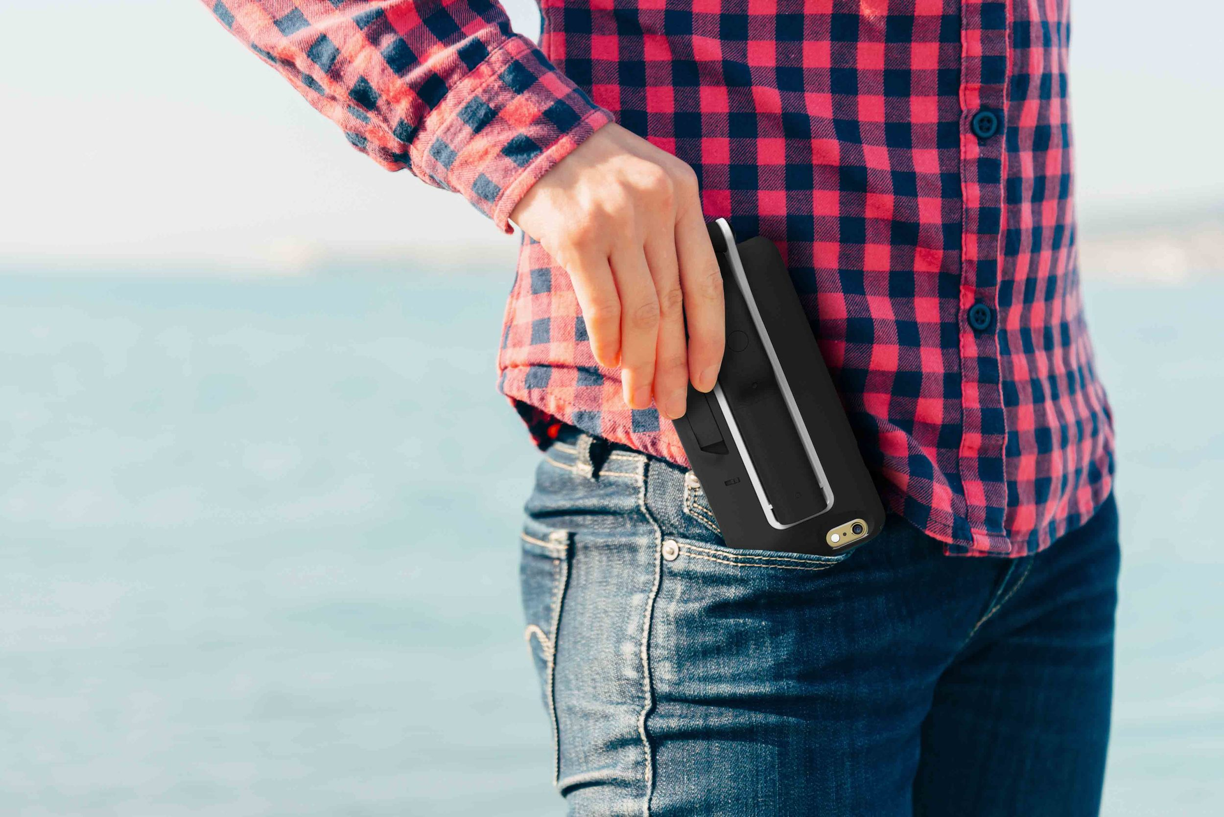 FLIP IT – The World's First 4-in-1 Premium iPhone Case