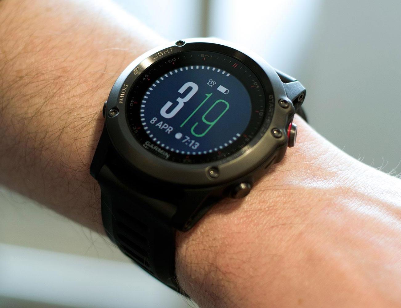 garmin tactix bravo watch gadget flow
