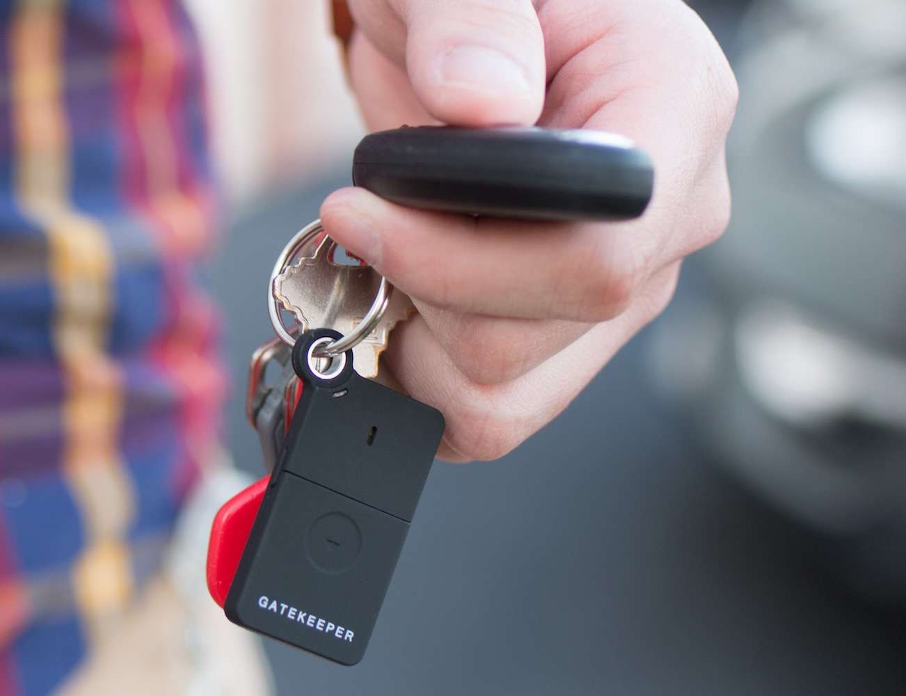 GateKeeper 2.0 Wireless Key & Lock