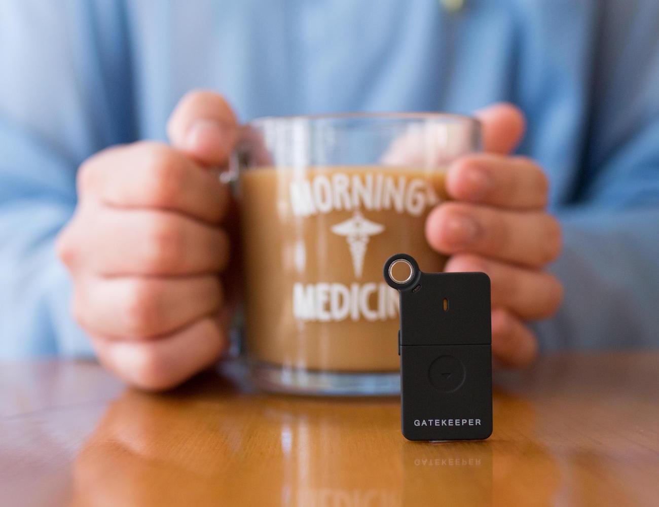 GateKeeper 2.0 Wireless Key & Lock