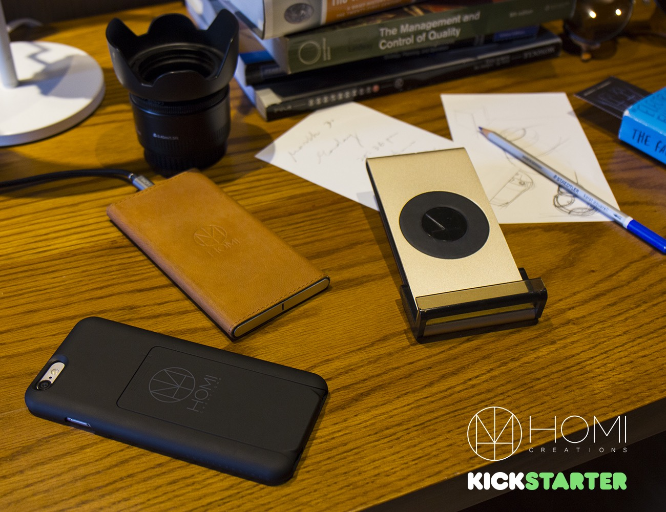 Your New Best HOMI – Complete Wireless Charging Solutions