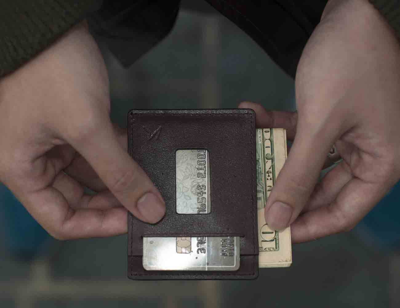 Haru v2 – The Easiest Minimalist Slim Wallet (RFID Shielded) by Kisetsu.Co
