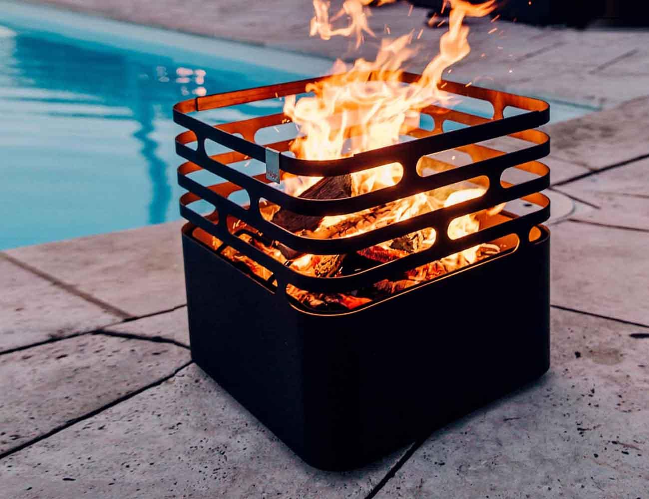 Hofats CUBE Fire Basket