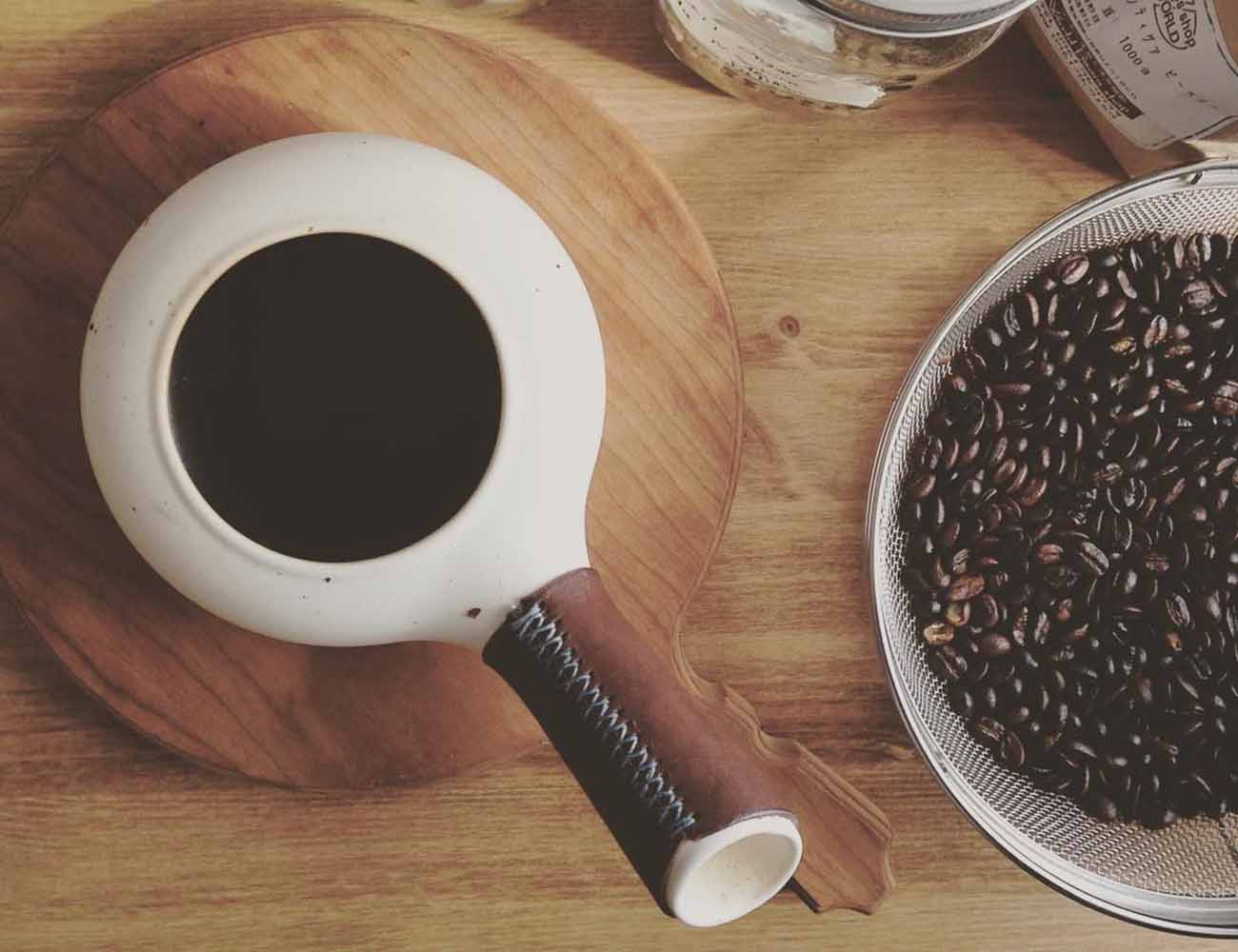Horoku – The Ceramic Coffee Roaster by zenroast