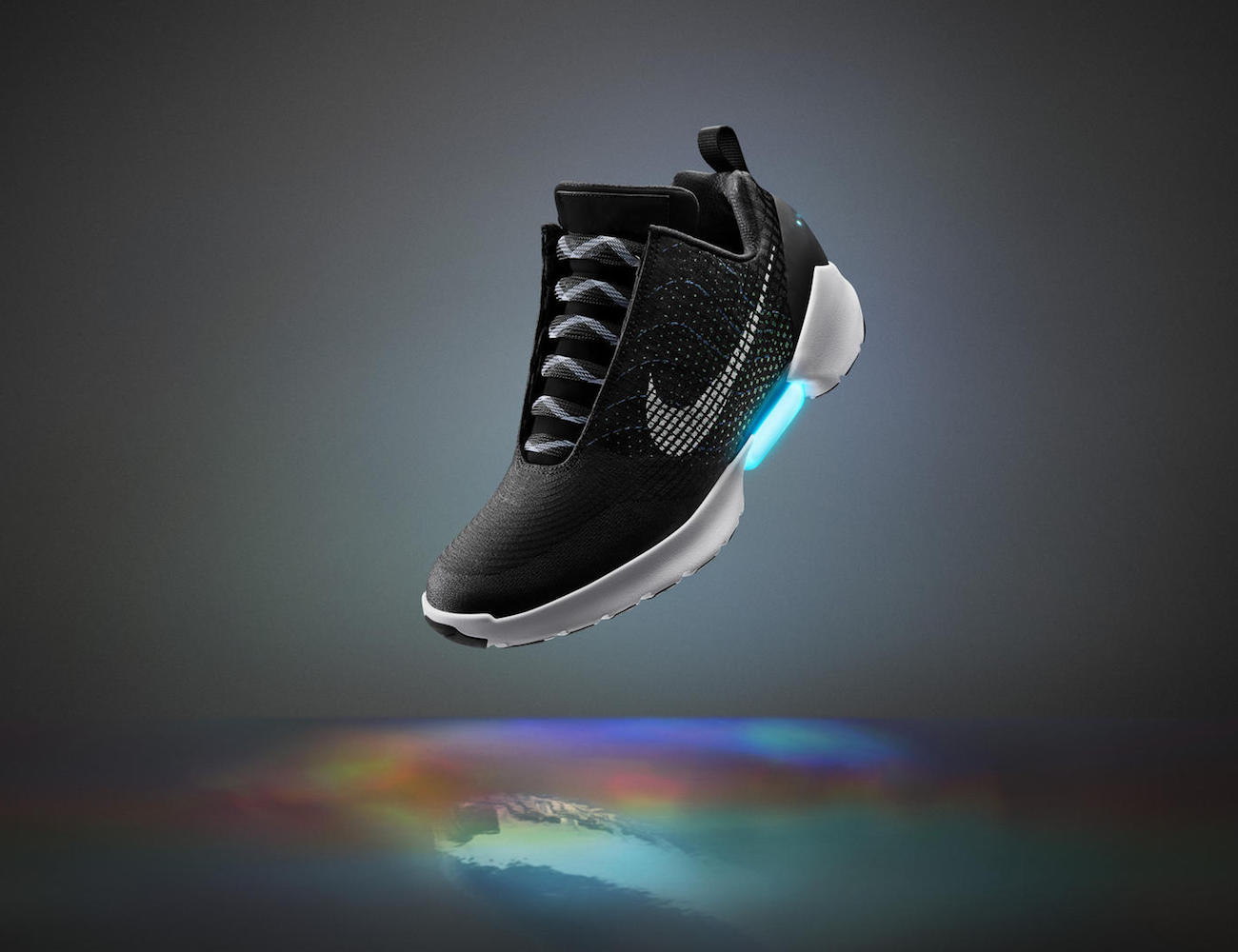 Hyperadapt+1.0+Self-Tying+Sneakers+By+Nike
