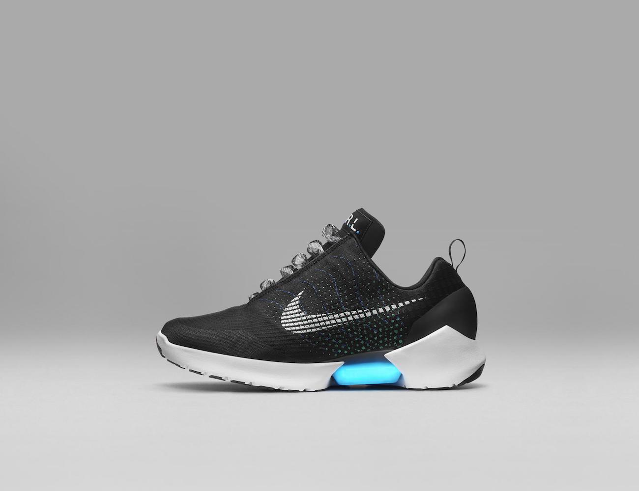Hyperadapt 1.0 Self-Tying Sneakers by Nike